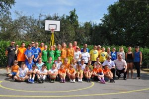 STREET BALL Peteranec 2016