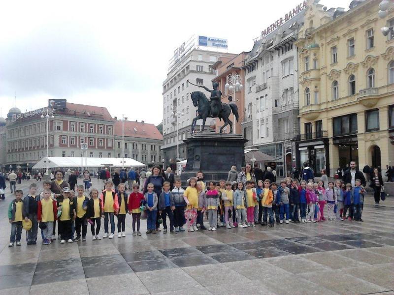 Izlet u Zagreb