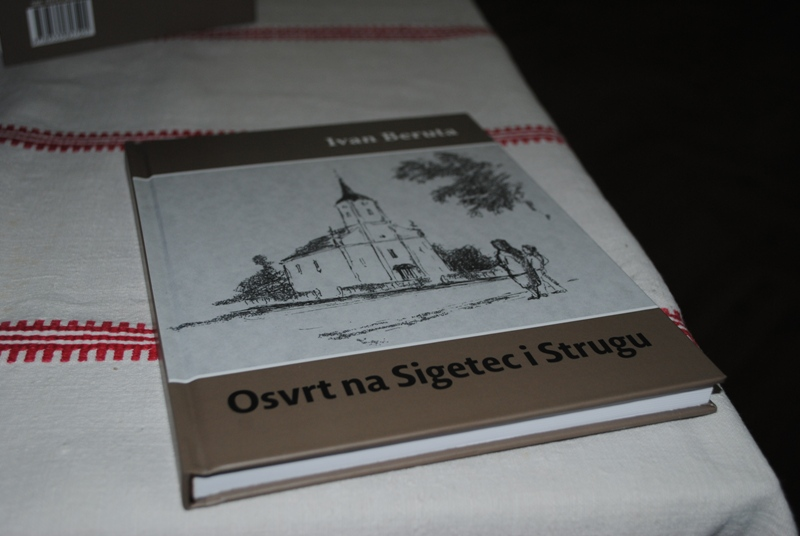 """Promocija knjige """"Osvrt na Sigetec i Strugu"""""""