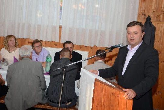Polaganje vijenaca i svečana sjednica povodom Dana Općine Peteranec