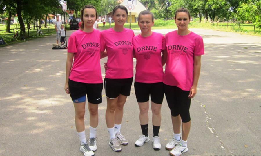 Streetball turnir Peteranec 2014