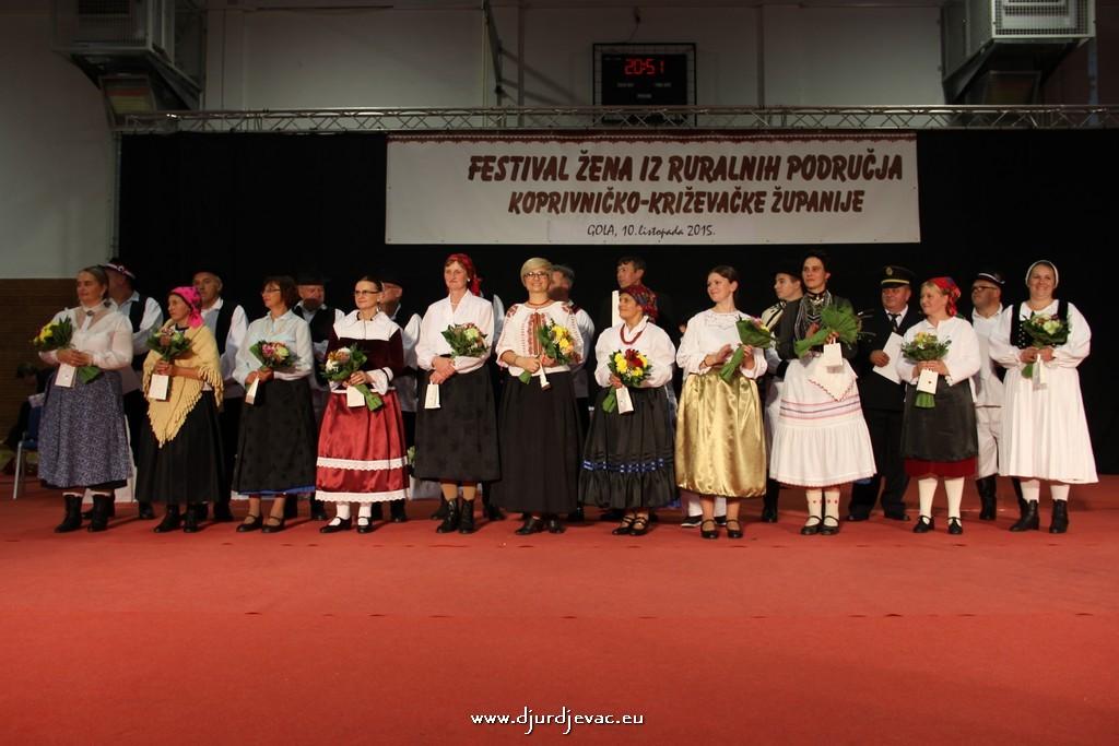 Poziv za kandidiranje na Festival žena iz ruralnih područja Koprivničko-križevačke županije 2016.