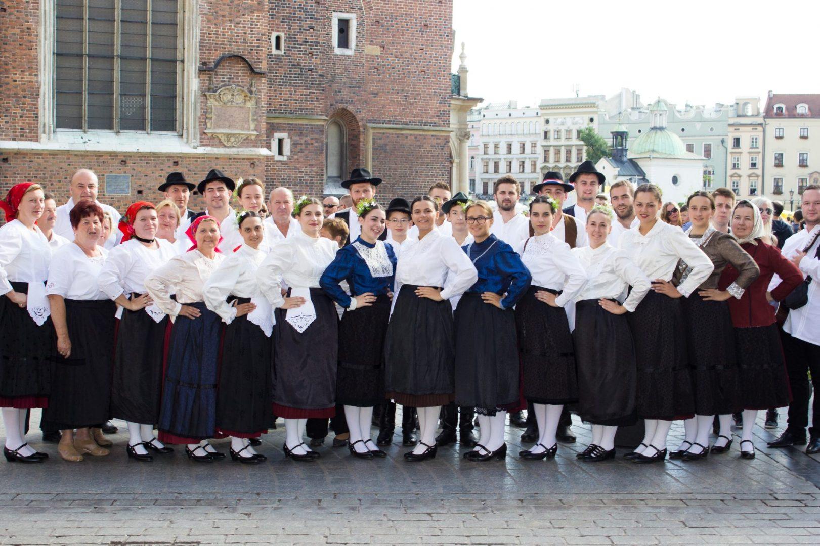 Peterančani u Krakowu