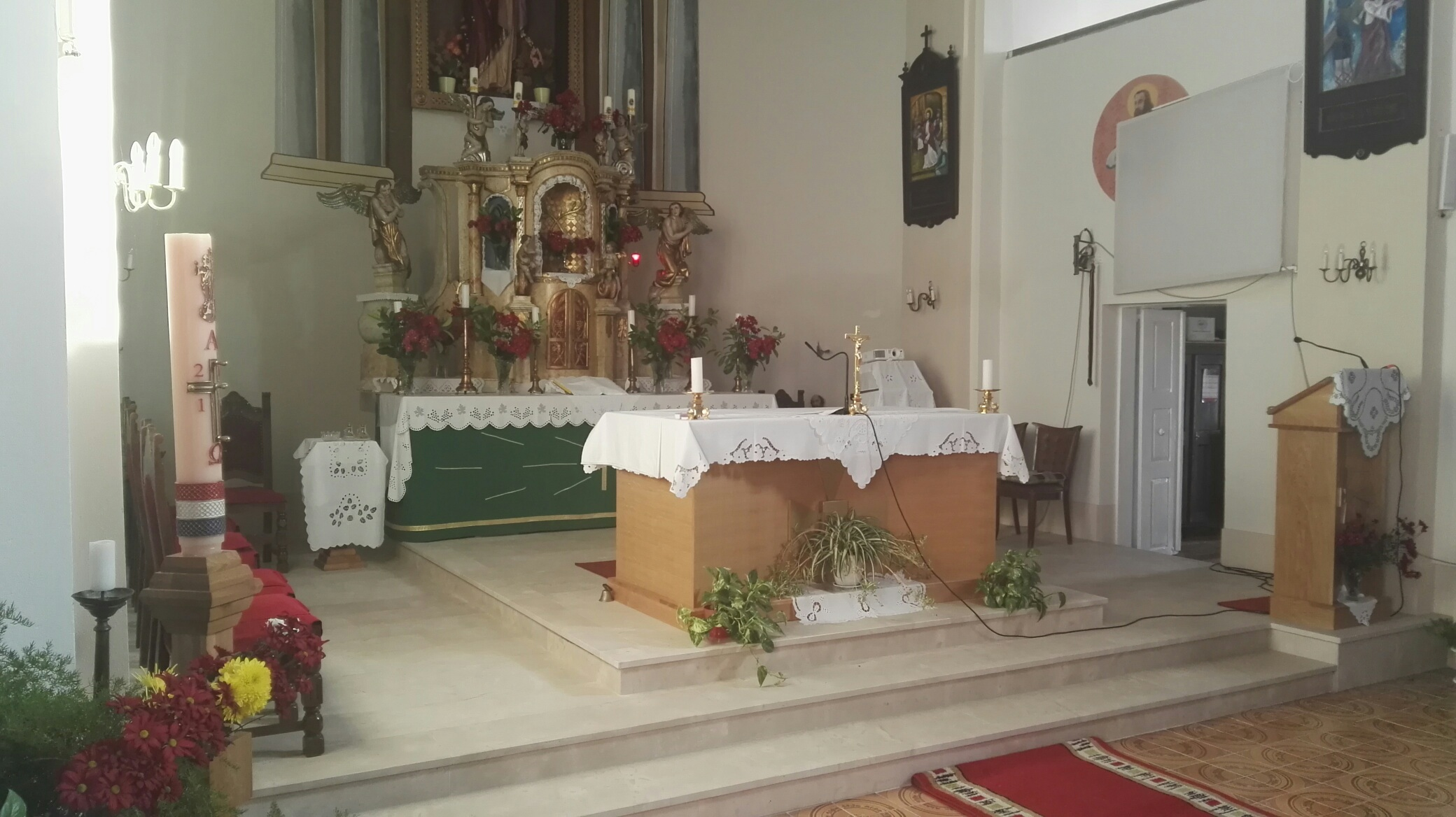 Obnova Župne crkve u Sigecu