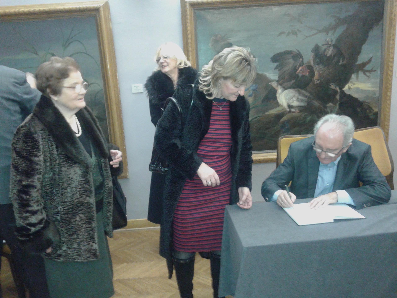 Promocija knjige Malogorski Vladimira
