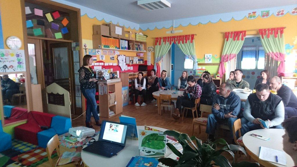 Održano predavanje o važnosti čitanja i kvalitetnog korištenja informacijsko-komunikacijske tehnologije
