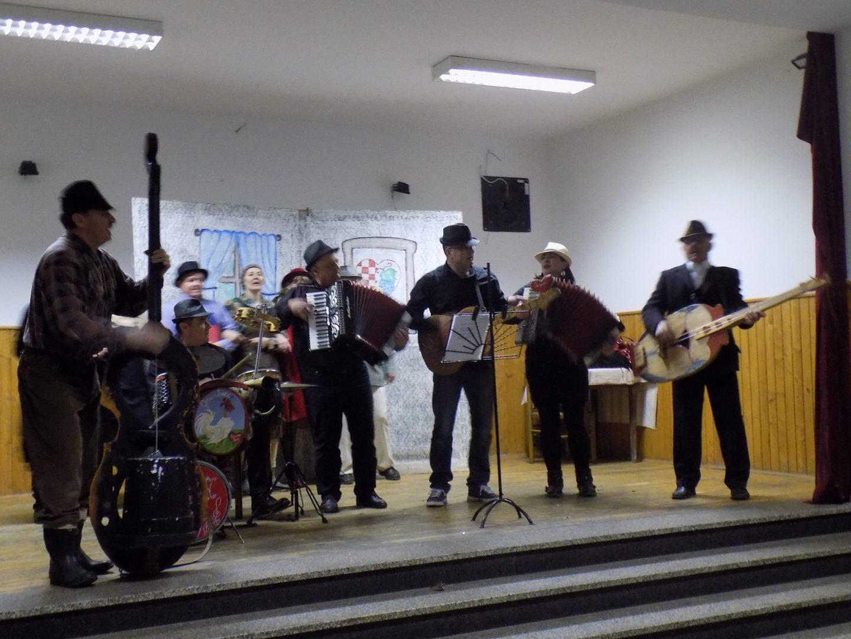 Nastup KUD-a GRUNTOVEC u Novom Virju u ožujku