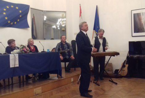 DOSTOJANSTVENA PROSLAVA 10. OBLJETNICE GALOVIĆEVA DOMA U EUROPSKOM DOMU U ZAGREBU