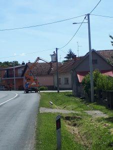 Nova javna rasvjeta u Peterancu
