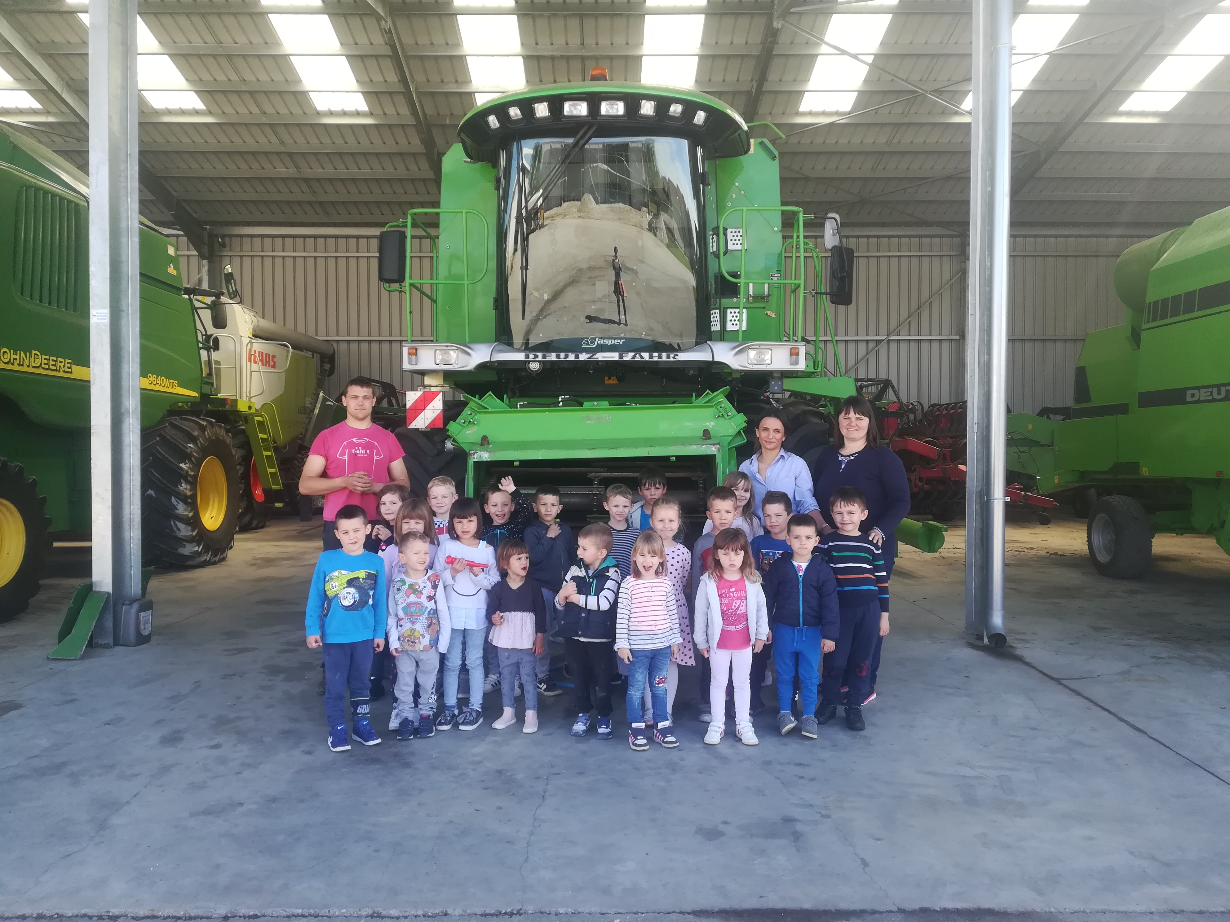 Posjet OPG Agro pozitiva u suradnji s obitelji Posavec