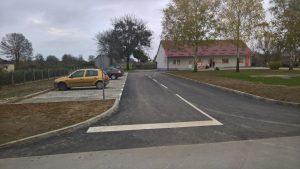 U središtu Sigeca uređeno parkiralište