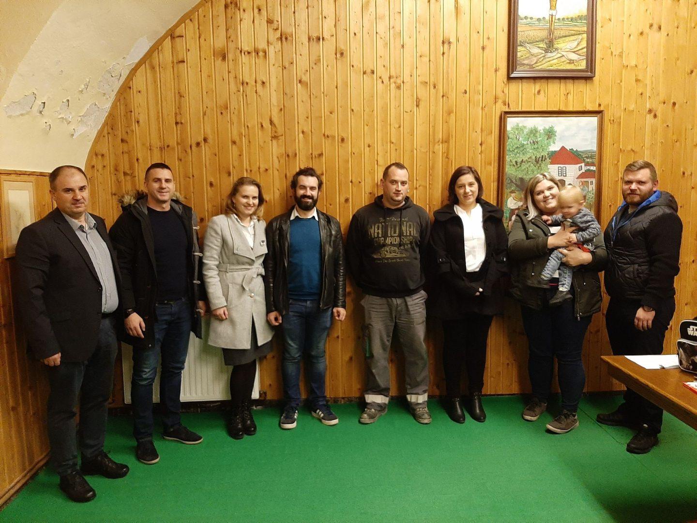 Potpisani ugovori o sufinanciranju izgradnje ili kupnje kuće na području Općine Peteranec