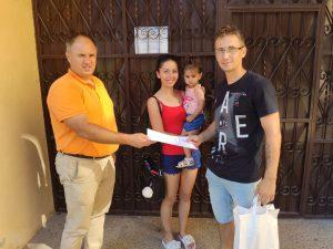 Zahvaljujući poticajnim sredstvima koje daje Općina Peteranec još jedna mlada obitelj se odlučila kupiti kuću u Peterancu