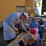Vrtić Vrapčić - mali pekari