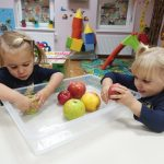 Vrtić potočnica - Dan jabuka