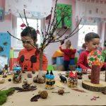 Radionica o šumskim životinjama - Dječji vrtić Potočnica Sigetec