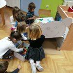 Radionica o šumskim životinjama - Dječji vrtić Lastavica Peteranec