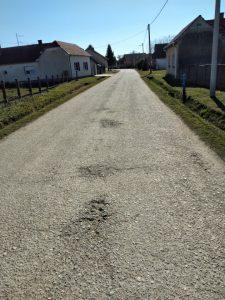 Dio ulice Ivana Berute u Sigecu
