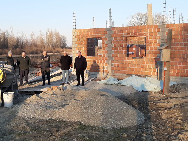 Gradi se novi ribički dom u Sigecu