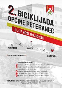 2. Biciklijada općine Peteranec